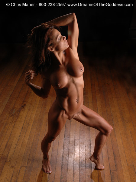 Strong Woman Naked 4