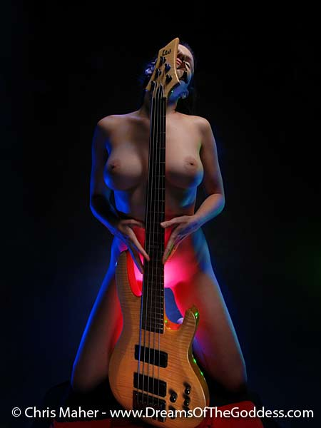 Seems excellent Nude girls with bass